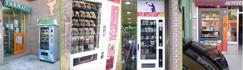 Máquinas Expendedoras Venta Automática Vending