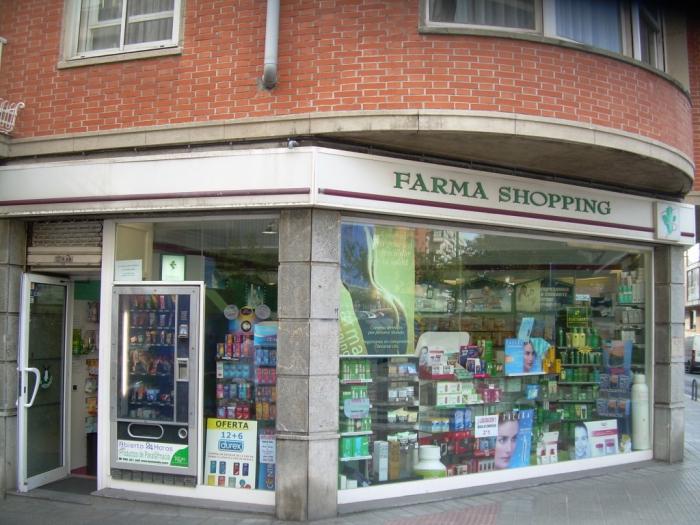 Parafarmacia Las Arenas en Getxo - Vizcaya