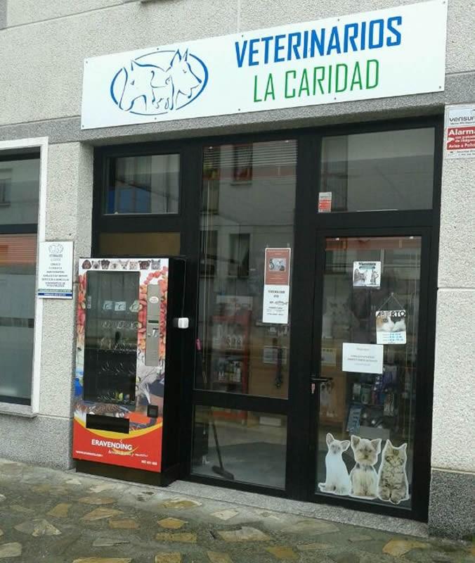 Veterinarios La Caridad - El Franco - Asturias