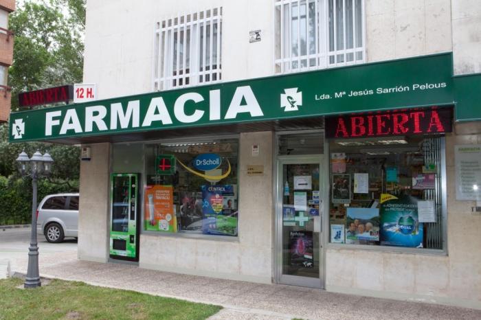 Farmacia Sarrión Pelous en Getafe - Madrid