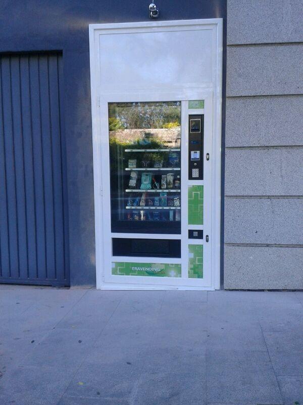 Farmacia Tomas Molina en Nigran - Pontevedra