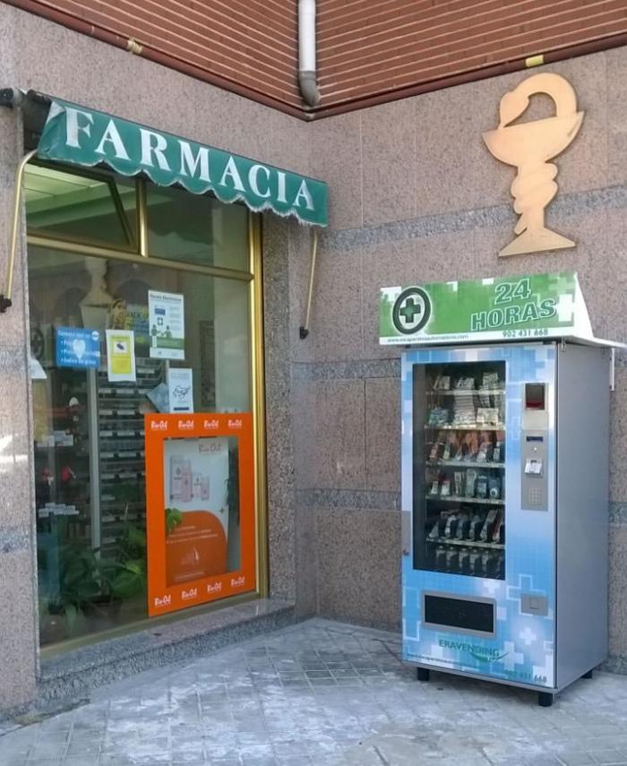 Farmacia Antonia García Alonso - C/ Hontalbilla, 11 en Fuencarral - Madrid