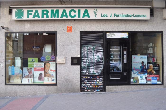 Farmacia Fernandez Lomana en Madrid