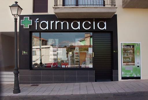 Farmacia Sariego , en Sariego , Principado de Asturias -