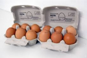Expendedora de huevos , 24 horas .